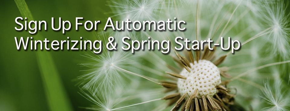 Automatic Maintenance Plan